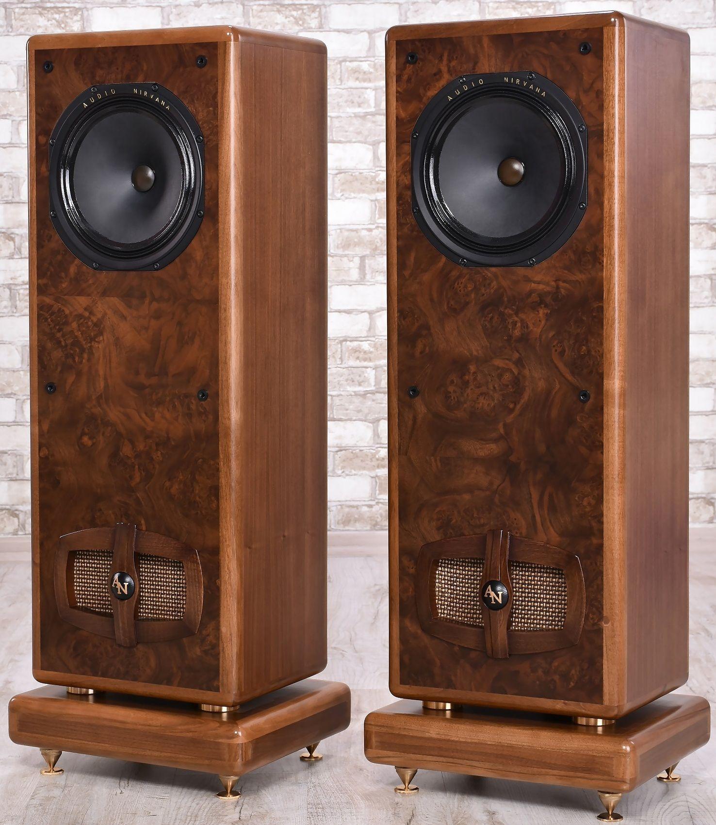 Audio nirvana diy full range speakersthe worlds best