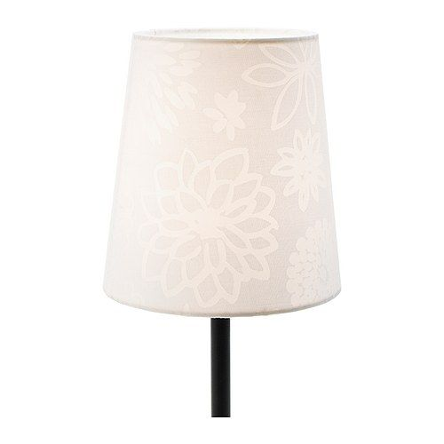 Love this lamp shade and matching hemma lamp base need another one living rooms aloadofball Image collections