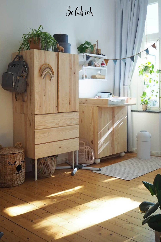 IKEA-HACKs mit IVAR, MALM und HEMNES: 3 Ideen für eine Wickelkommode