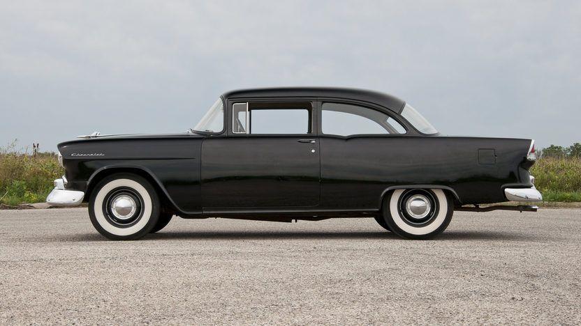 1955 Chevrolet 150 Utility Sedan 3 1955 Chevrolet 1955 Chevy 55 Chevy
