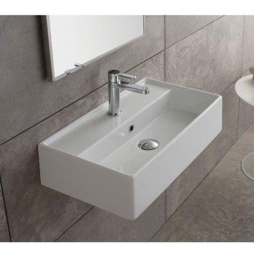 Nameeks 5003 Scarabeo 31-1/2 Ceramic Wall Mounted / Vessel Bathroom