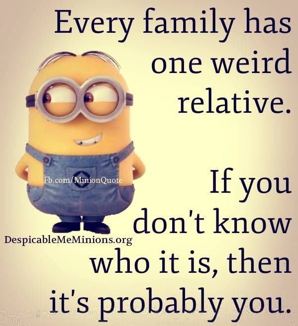 Top 30 Best Quotes About Family Quotes Minions Quotes Funny