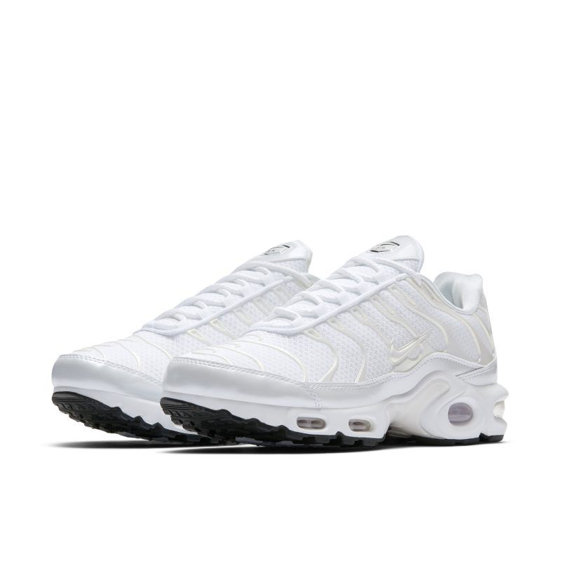 Nike Air Max Plus Premium Women's Shoe White | Products in