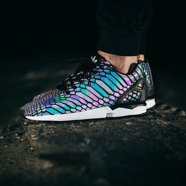 Find out all the latest information on the adidas ZX Flux Xeno Pack Black,  including release dates, prices and where to cop.