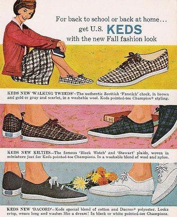 Keds, White keds, Vintage shoes