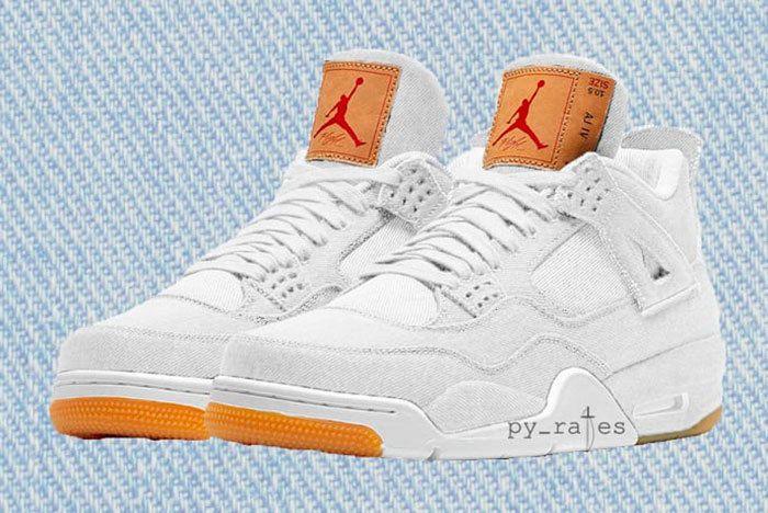 33998f9cefdd22 More Levi s x Air Jordan 4s on the Way - Sneaker Freaker