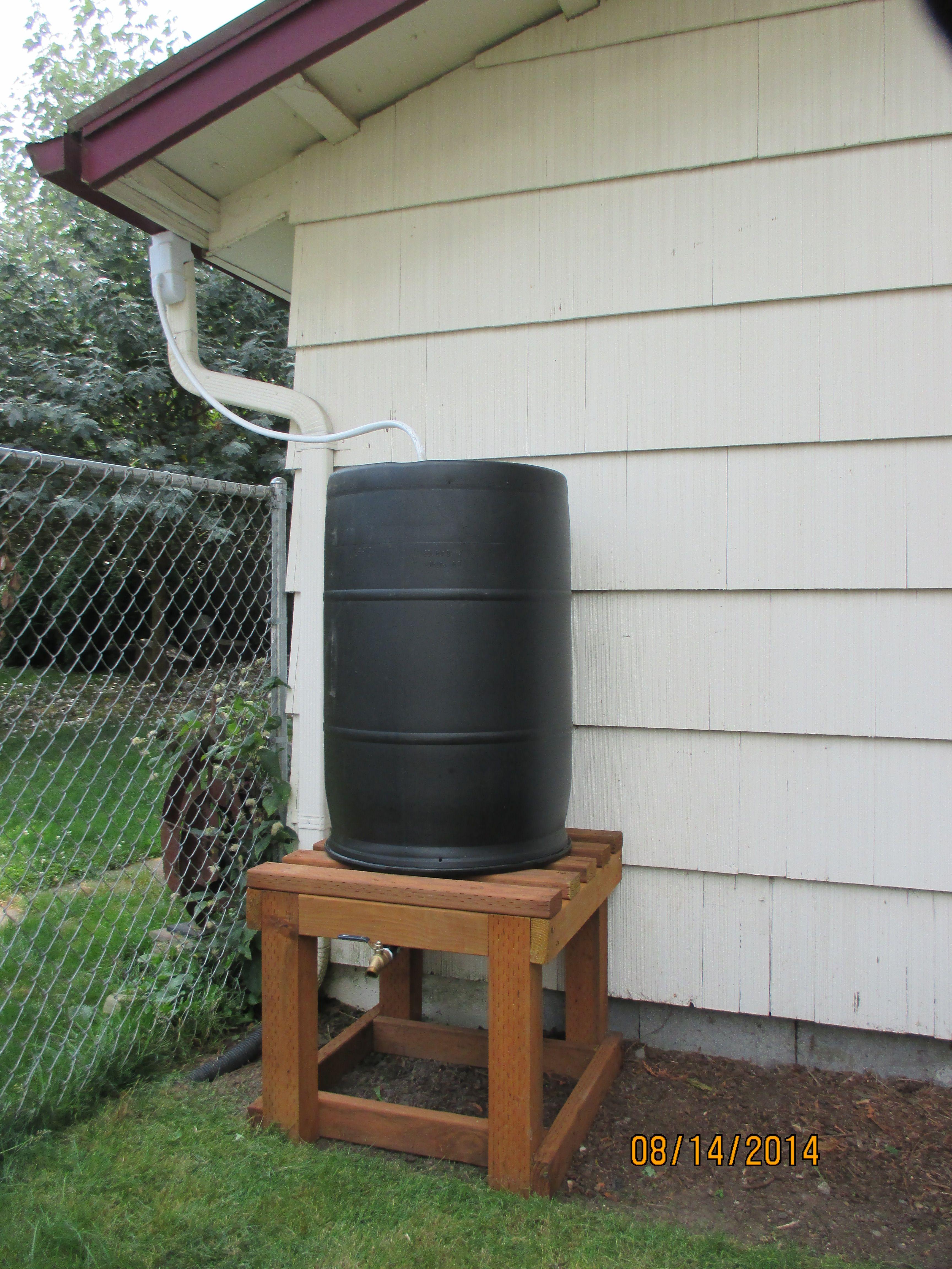 Pin On Earlier Model Rain Barrels