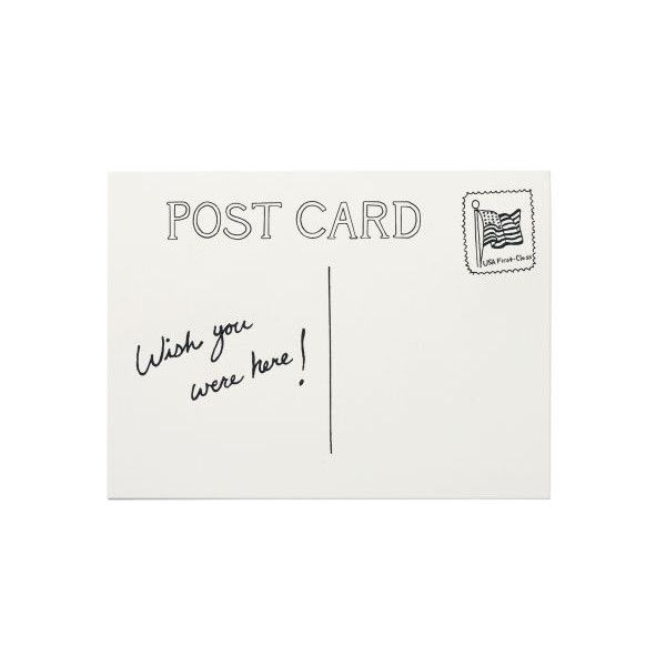Club Monaco Terrapin Postcard Pack (£5.87) ❤ liked on Polyvore featuring fillers, words, accessories, extra, backgrounds, text, white, quotes, doodles and phrases
