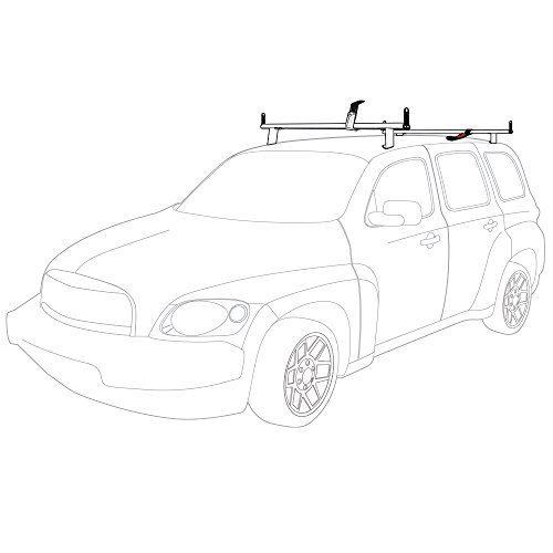 Vantech Chevy Hhr 2 Bar Ladder Roof Rack With 50 Bars W Accessories White For Sale Https Biketrainersindoor Review Vantech Ch Chevy Hhr Ladder Bar Roof Rack