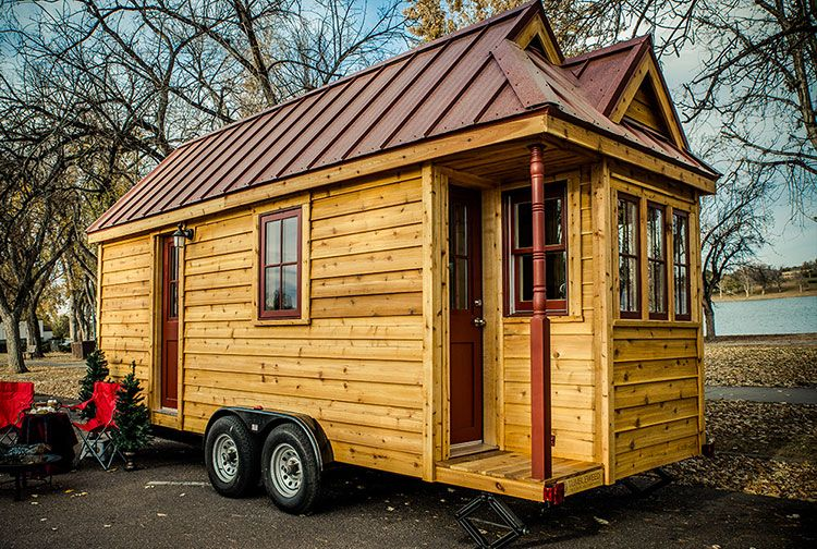 Case Mobili Su Ruote : Case mobili su ruote in legno progetti compatti ed economici