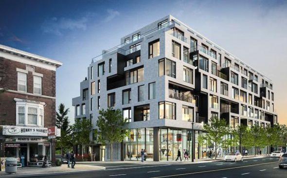 Duke Condos Toronto #Architecture #Design #UrbanDevelopment
