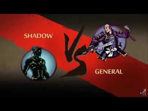 Shadow Fight 2 ( Part 6 ) l Shadow vs All Bodyguards & Boss ShoGun