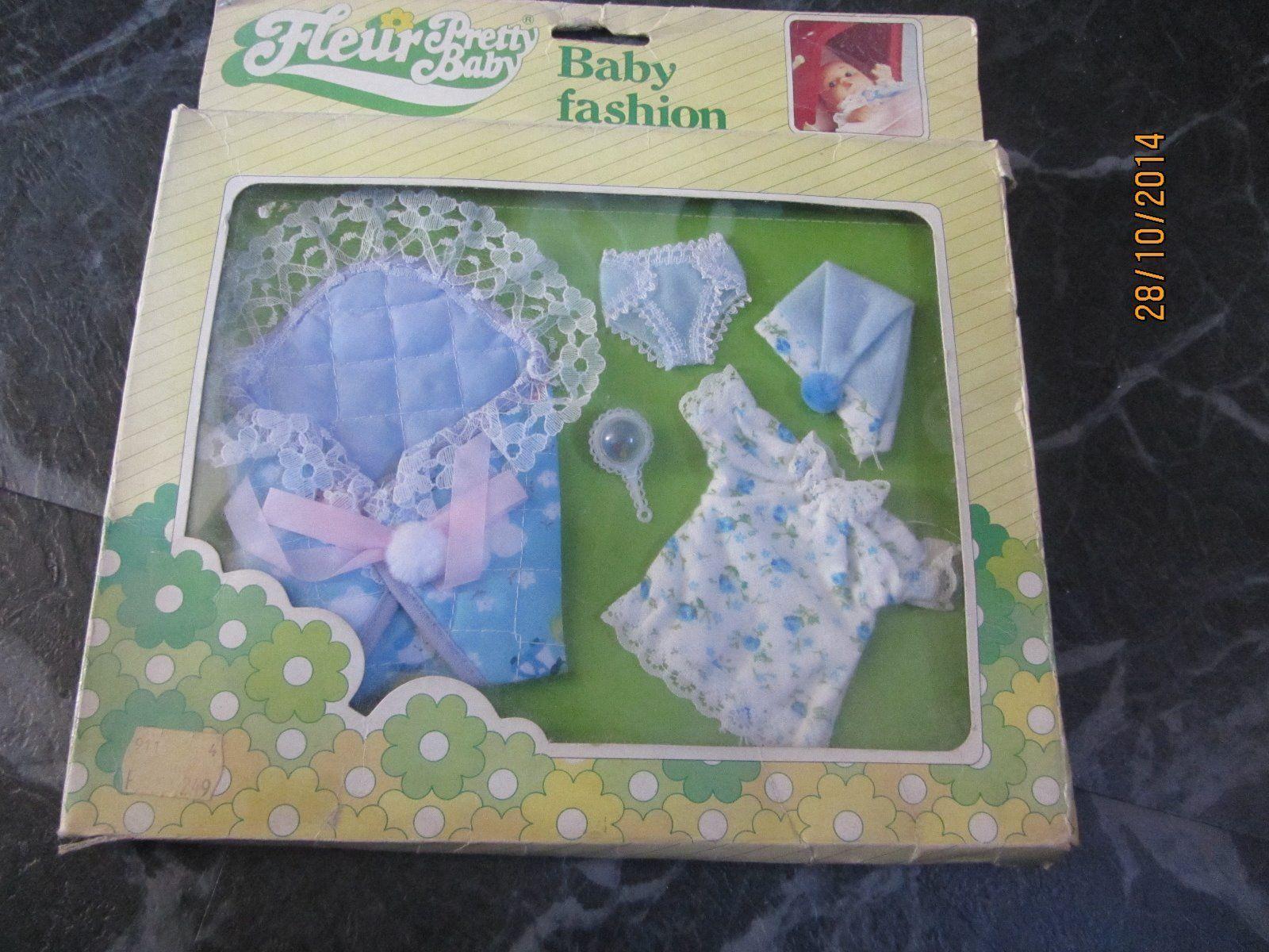Fleur Dutch Sindy Doll vintage baby layette MIP 9.99+2.8 listed
