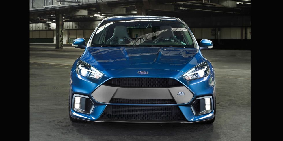 2016 Ford Focus Rs Photos Video