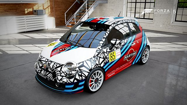 Forza Motorsport 5 Race Livery Gallery | abarth | Forza ...
