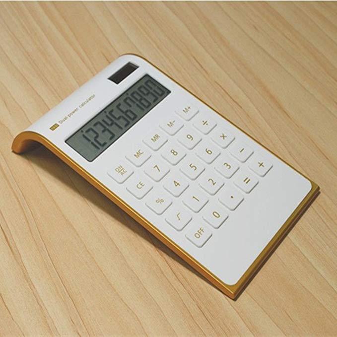 Amazon.com : Calculator, Slim Elegant Design, Office/Home
