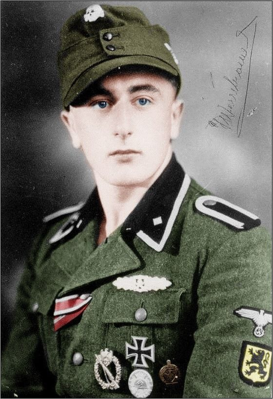 SS-Unterscharführer