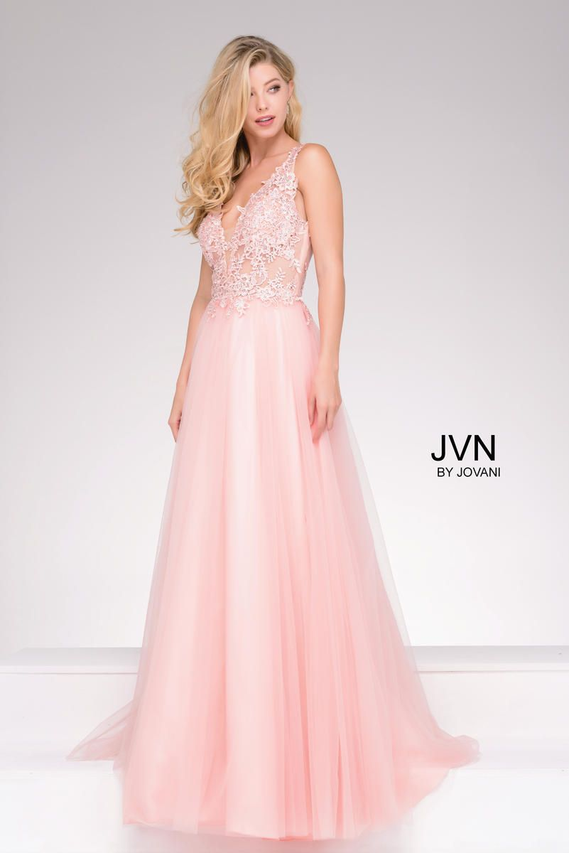 JVN Prom by Jovani JVN47560 JVN Prom Collection PZAZ DRESSES,THE ...