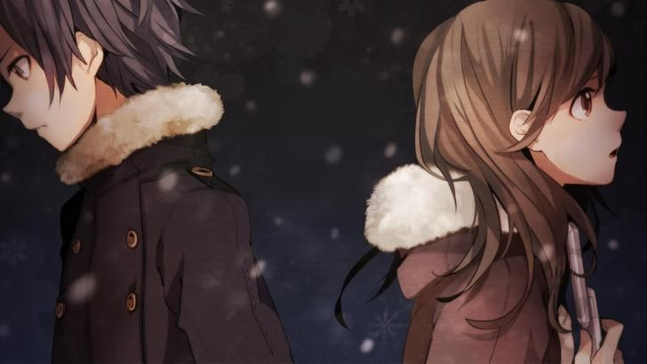 Pin On Things Background wallpaper anime couple