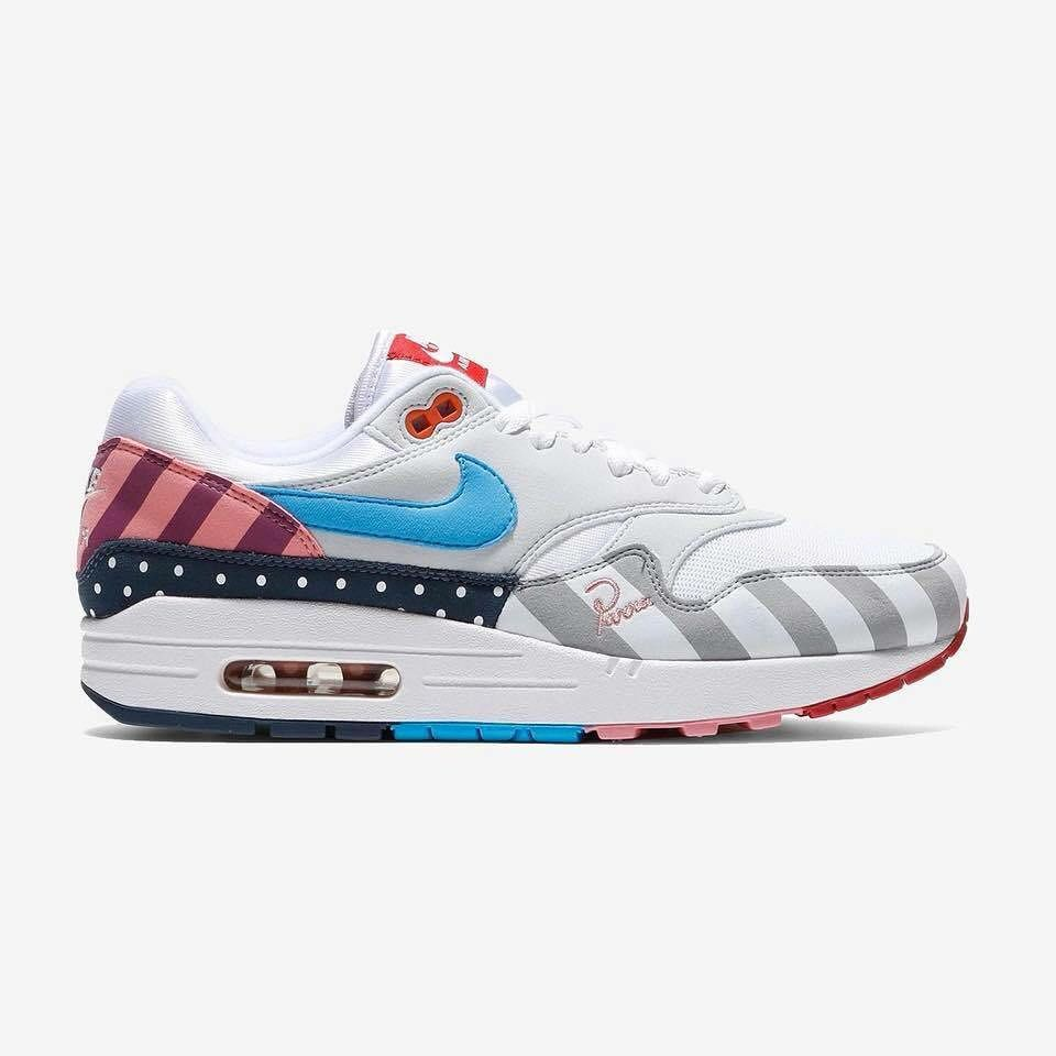 Parra x Nike Air Max 1 Datum: 21.07.2018 Style Code: AT3057
