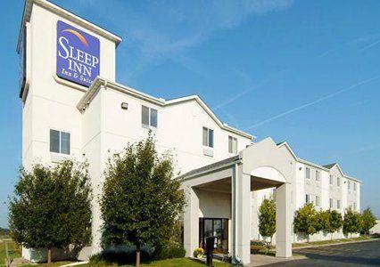 Sleep Inn Suites Davenport Suites Quad Cities Inn