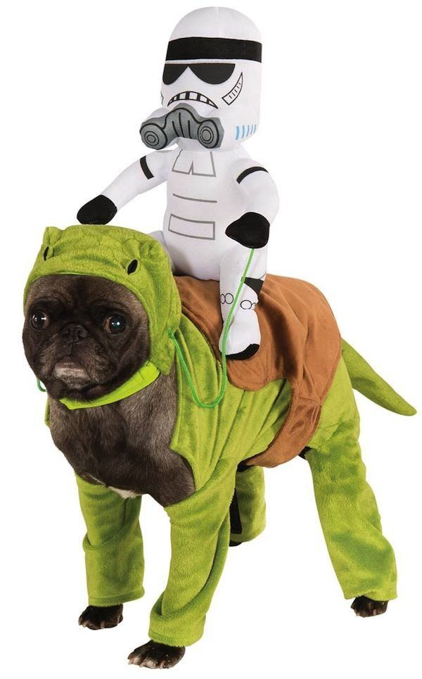 star wars dog halloween costume