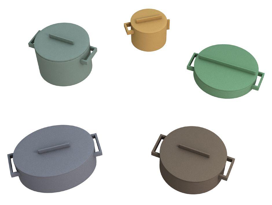 Designline Küche - Produkte: Terra.Cotto | designlines.de