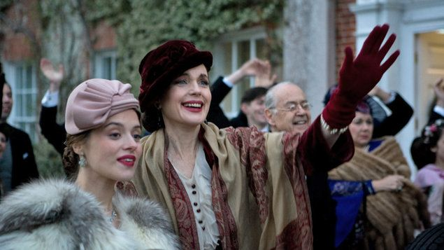 "With ""Cheerful Weather for the Wedding,"" Downton Abbey Meets The Celebration"