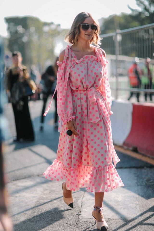 8b4257b465 Paris Fashion Week SS17 Street Style  Day 8