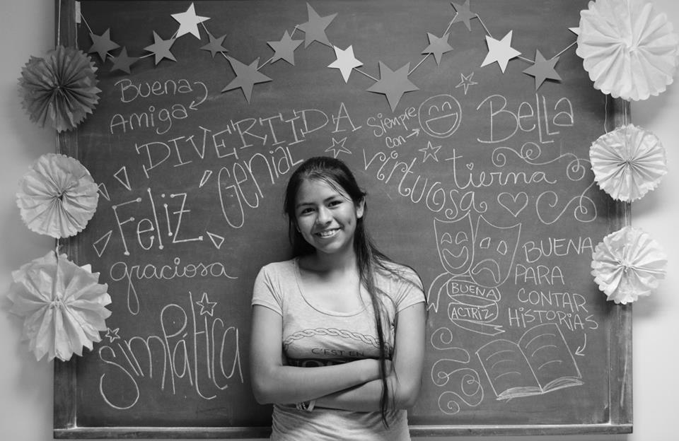 Esta hermosa idea sobre el Valor Individual de cada jovencita fue compartida por el barrio de Pacheco, en Buenos Aires, Argentina.