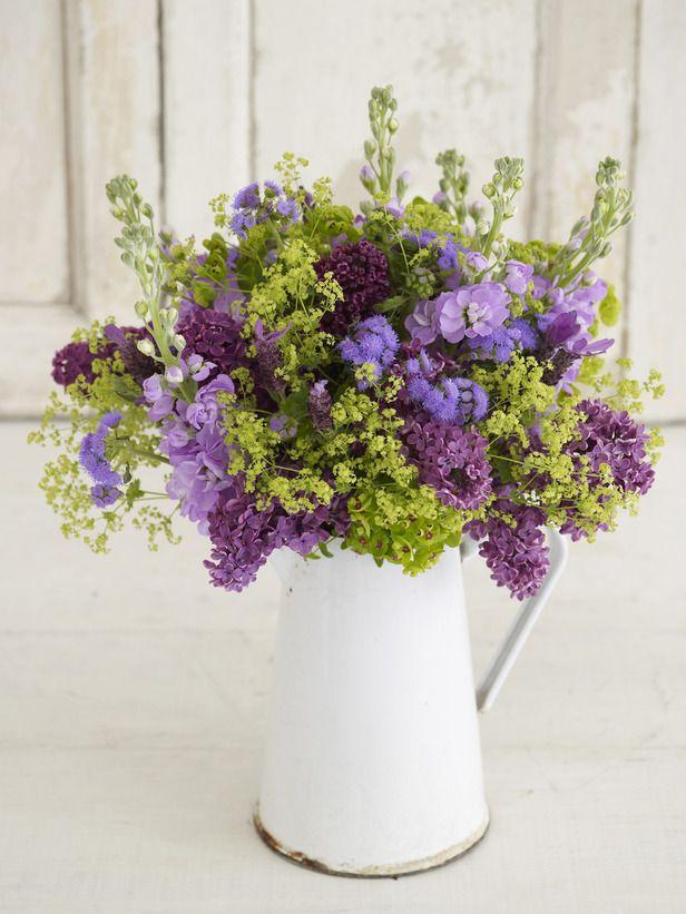 Design 101 Flower Arrangements Lilac Flowers Flowers Bouquet
