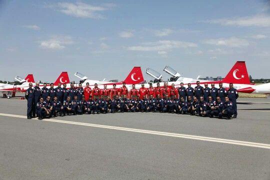 Team of Turkish Stars