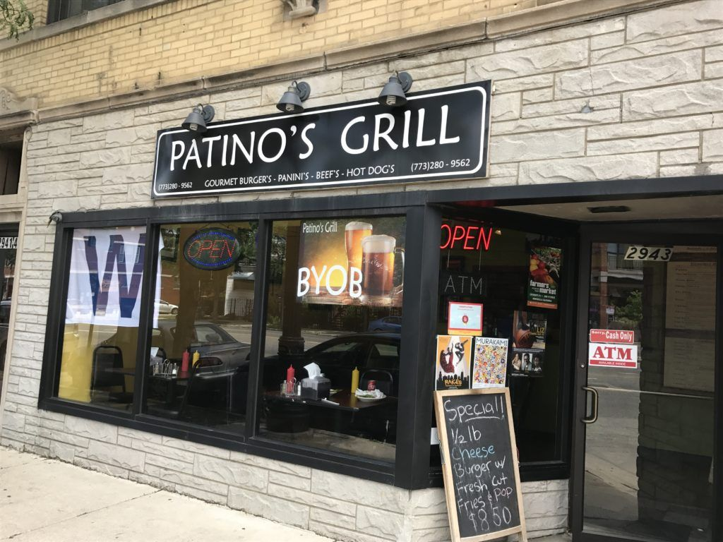 Patino S Grill Irving Park Visit Chicago Restaurants Burgers The