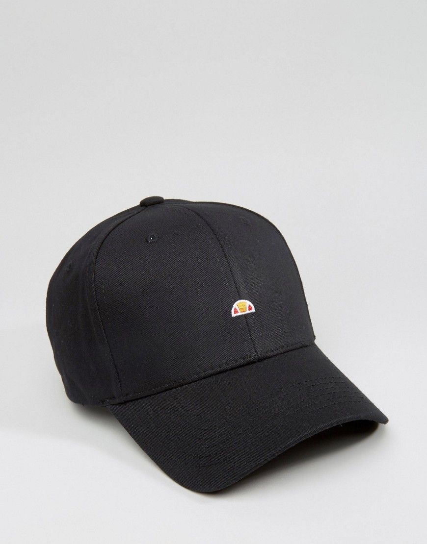 Image 1 of Ellesse Baseball Cap Small Logo Exclusive to Asos 3c2744910f0