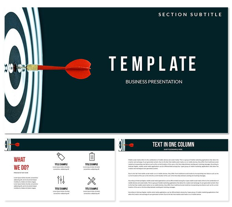 Target Corporation PowerPoint templates Templates