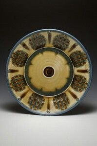 Ryan J. Greenheck Plate / Philadelphia, PA...glazes showcasing textures