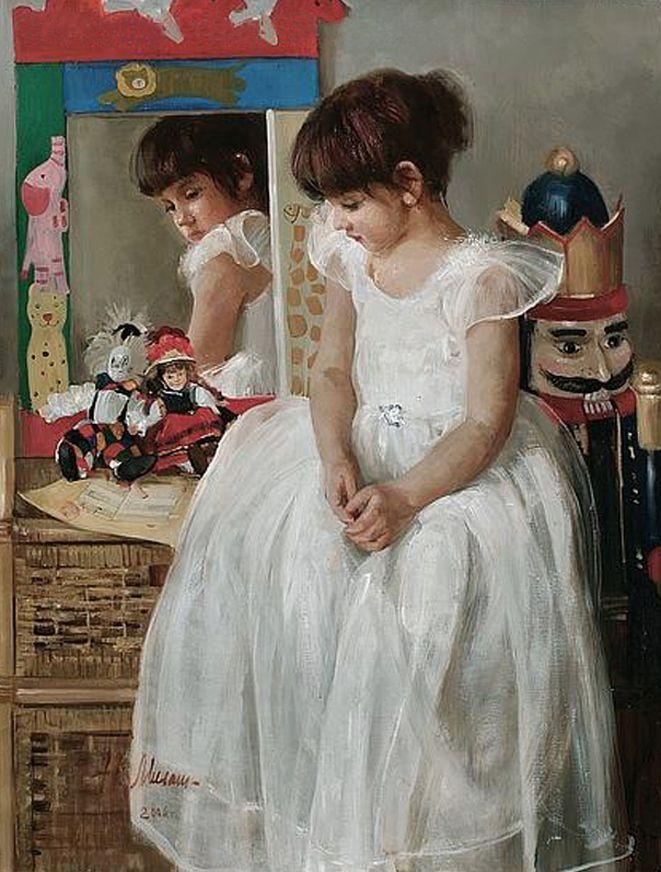 Natalia Milashevich | O Mundo da Arte