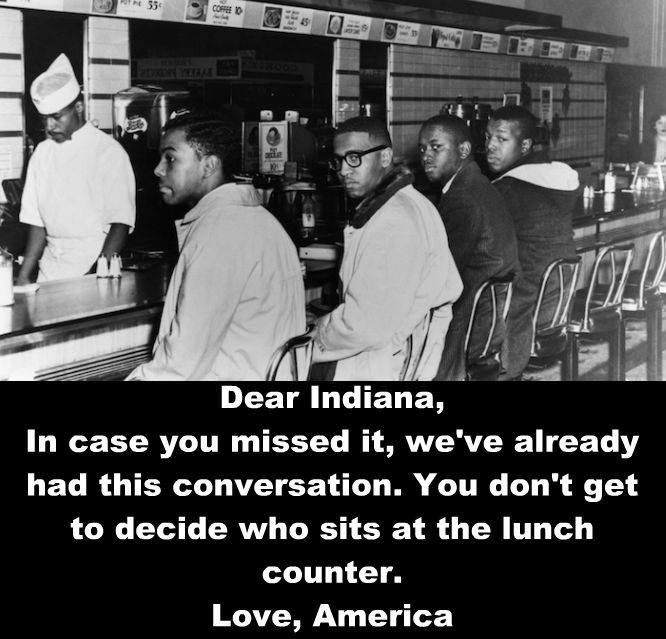 Dear Indiana In Case You Missed It We Ve Already Had This