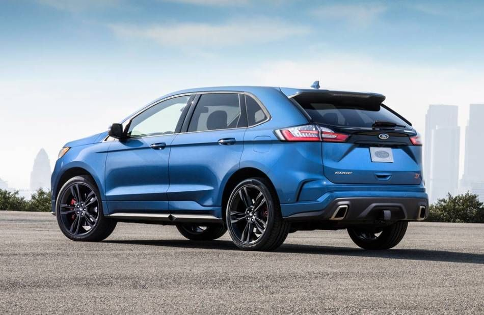 2019 Ford Edge ST — Sporty and Fun