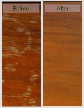 Use A Wood Bleach To Lighten And Remove Stains Antiquing