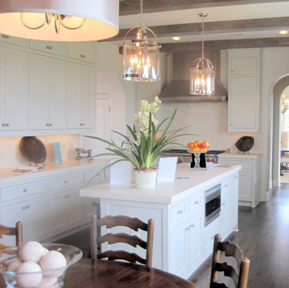 10 Beautiful Kitchen Lighting Plans To Complete The Spa In