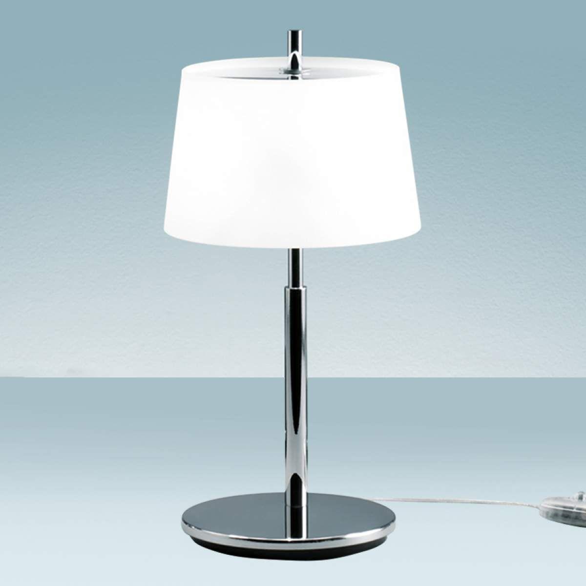 Lampe A Poser Raffinee Passion 20 Cm Luminaire Lampe Salon Lampe De Chevet