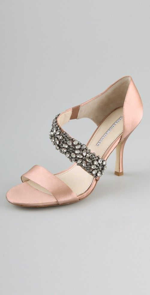 b6583a74d5ba Shop lavender label elroy high heel sandals from Vera Wang in our fashion  directory.
