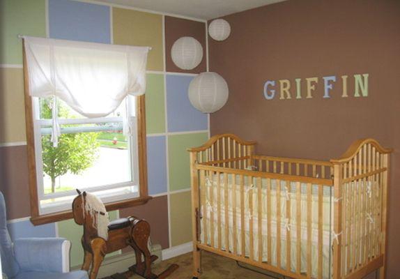 Inspiratie voor bruine babykamer kids bedrooms