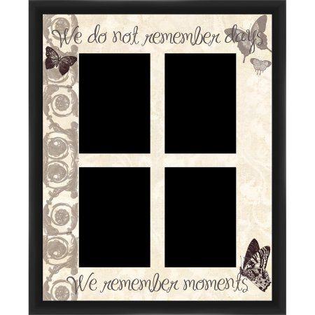 Do Not Remember Black Memoboard