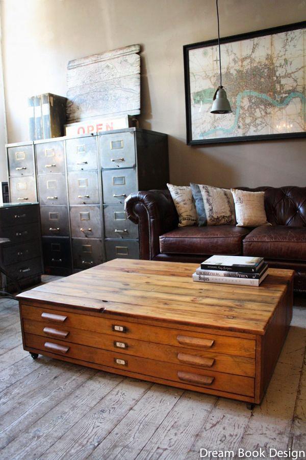 Wanted Un Meuble De Metier Docteur Wood Home Home Decor Interior
