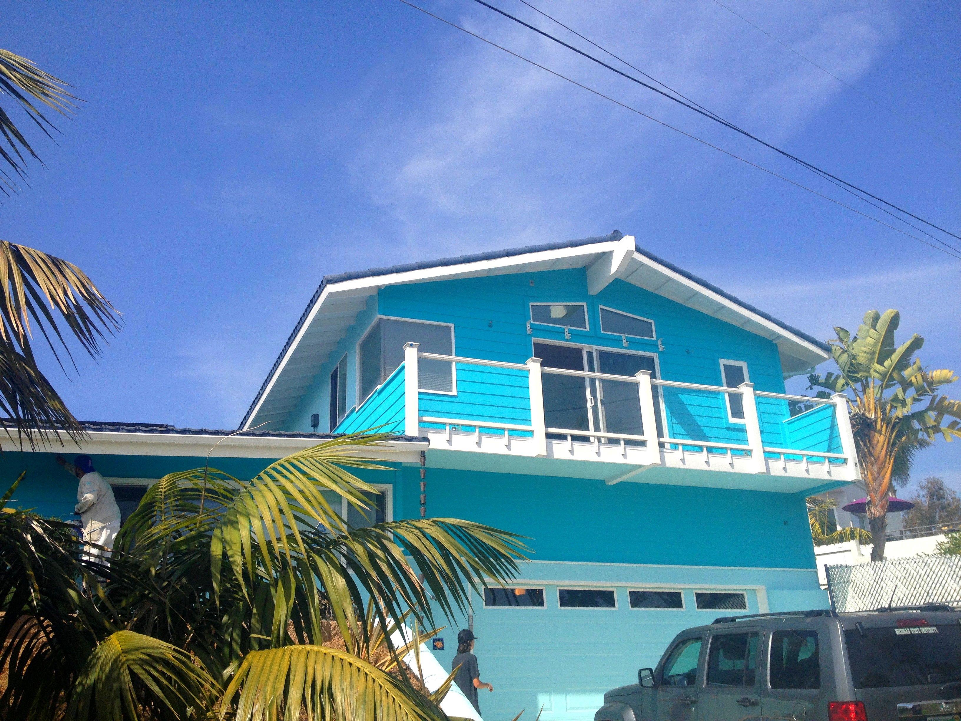 carribean beach house