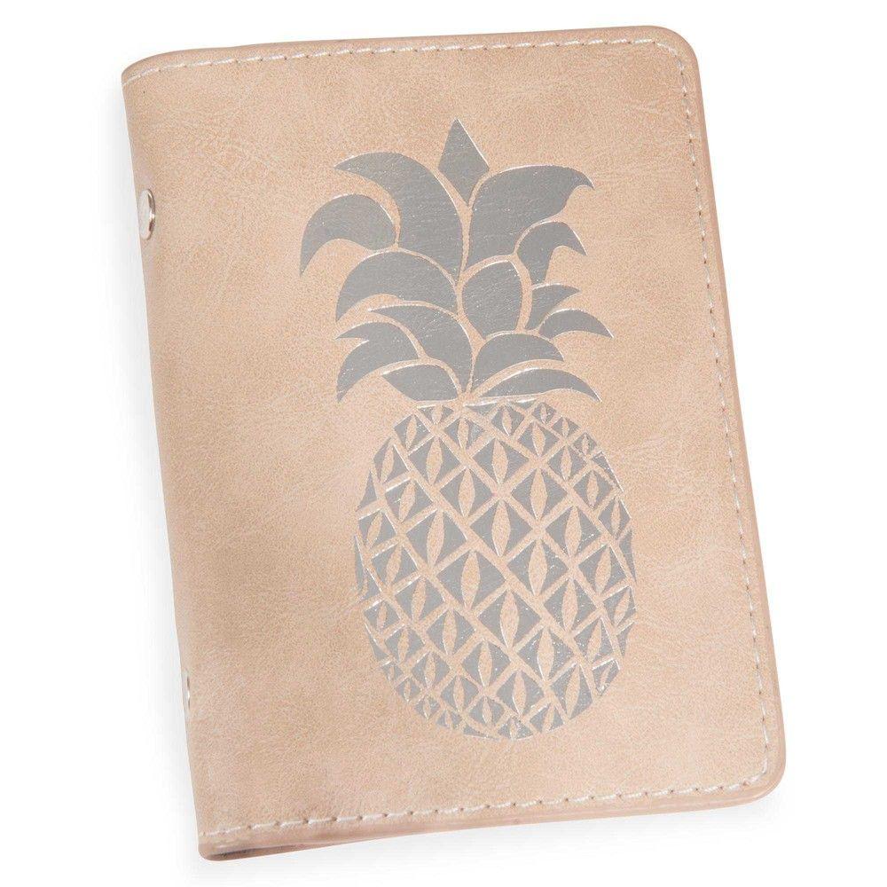 Portecartes ananas