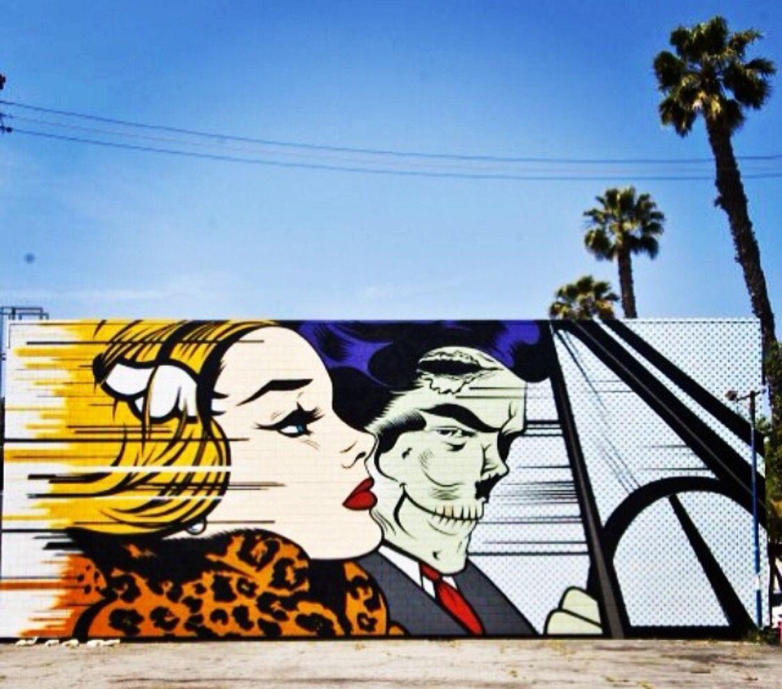 Street Art Dface