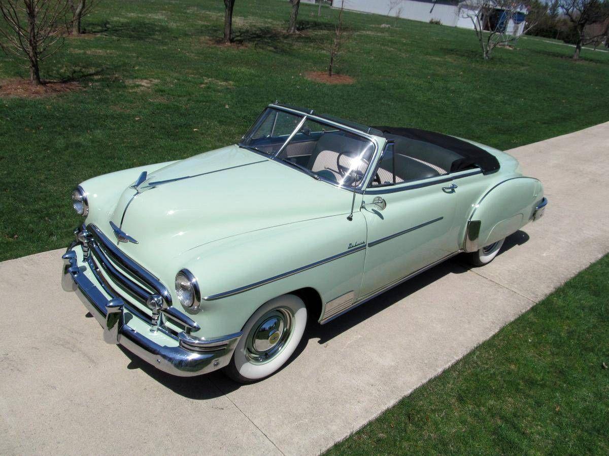 1949 Chevrolet Styleline   1949-54 Chevy's   Pinterest   Chevrolet ...